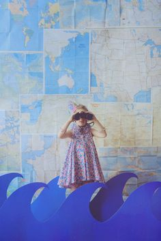 Ocean Bound World Adventure via Lissy Elle Laricchia // explorer