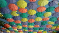 Plaza Mayor. Main Square, Malpartida de Cáceres, Extremadura, Spain.  #Malpartida #Caceres #Extremadura #Spain #relato #paraguas #phxp #shortstory #umbrella