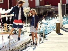 Marine Sportswear - colorful, comfortable and quick-drying clothes perfect for your day on the water or in the city. Shop the entire collection today.