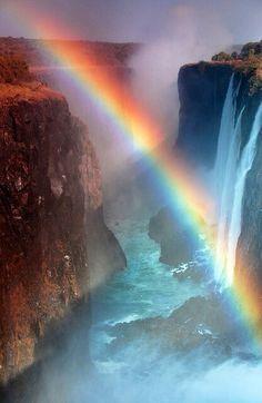Travel Pinspiration: Top 5 Favourite Waterfall Photos on Pinterest