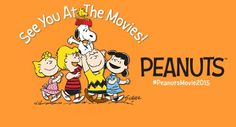 Snoopy And Charlie Brown To Star In A 'Peanuts' Movie