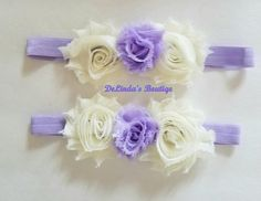 Mommy and Me Headbands.....Great Baby Gift..... Girls of All Ages......Shower Gift.......FREE SHIPPING Active by DeLindasBoutique on Etsy