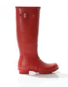 Hunter Wellington boot Hunter Wellington Boots, My Wish List, Hunter Boots, Rubber Rain Boots, Shopping, Shoes, Fashion, Moda, Zapatos