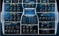 ClubVoltage free synthesizer instrument plug-in for Windows. http://www.vstplanet.com/News/2015/Noizefield-releases-ClubVoltage-free-VST-synth.htm