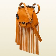 The SS 2014 Gucci Nouveau Fringe Shoulder Bag