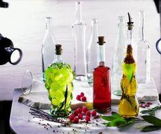 Huiles aromatisées