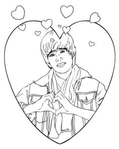 Valentine\'s Day Coloring Pages   Spongebob Valentines Day coloring ...