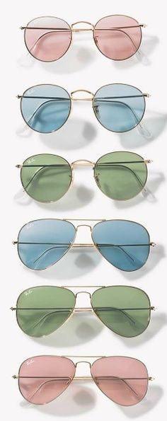 The Ray-Ban Sunglasses rotation you need. Shop at www.shadesdaddy.com ! #rayban #sunglasses