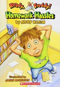Homework Hassles (Ready, Freddy!)