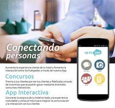 Soluciones móviles para mejorar la experiencia cliente de tu hotel  #app #evento #tecnologia #eventprof #eventtech #hotel