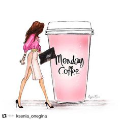 Bigger the coffee smaller the headache. Start your morning off right come in and see Harry for your daily dose of caffeine Monday Morning Quotes, Cute Good Morning Quotes, Night Quotes, Coffee Girl, Coffee Love, Ben Oliver, Monday Coffee, Art Pictures, Photos