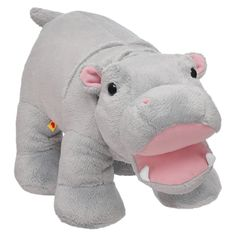 Hippopotamus - Build-A-Bear Workshop US why do they never have these?!?
