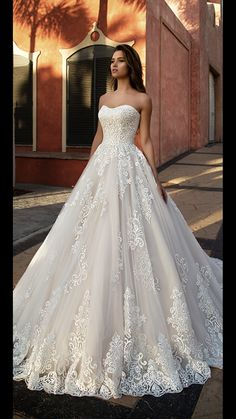 2547e759d23e Abiti da sposa - Bride Dress · V-Neck Wedding Dress 2019 Wedding Dress Lace  2019 Wedding Dress