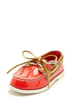 For Baby: Mini Sperry Top-Siders #HLheartsKids