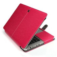 LOW PRICE CHEAP PU Leather Smart Holster Protective Laptop Sleeve Case for Apple Macbook 11 13 15 Pro/Retina/Air Laptop Bag for Macbook