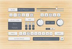 Groove - Free UI Kit