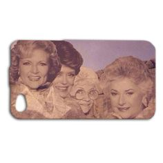Golden Girls Mount Rushmore Phone Case Funny by SkipsCasePlace, $19.01