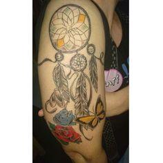 Mi tercer tatoo