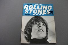 Original  January  1966 The Rolling Stones  Monthly Book # 20