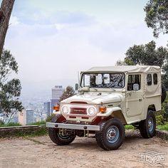 1977 Toyota Land Cruiser FJ43 Beige For Auction Sale #fj40 #fj43 #fjcompany