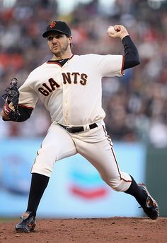 Game 8/162, 4/14/2012; It was another good outing for starting pitcher Barry Zito.  The Giants won 4-3 against the Pirates.