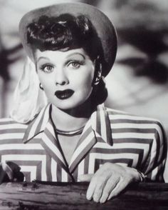 Lucille Ball...my favorite actress of all time! Her birthday is tomorrow, August 6!!