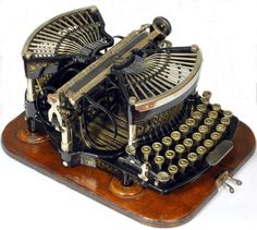 World's First Typewriters