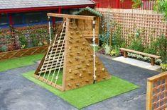 Modern Backyard Playground Ideas For Kids 42