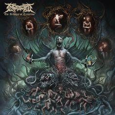 GERATHRASH - extreme metal: Ingested - The Architect Of Extinction (2015) | Br...