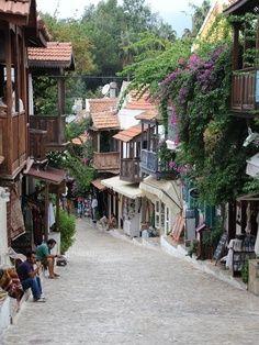 Kaş, Antalya, Turkey, Most Beautiful Spot In Turkey For Tourist
