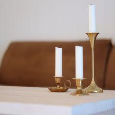 3ovi: secondhand candleholders