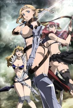 Happiness Queens blade covered pussy