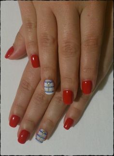 Nails by Mara Andrade