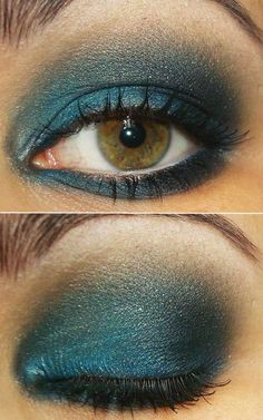 How do I do this without looking like I have black eyes?