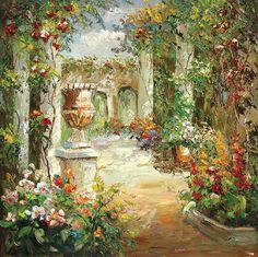 Unknown Artist kni-184 Painting | Best kni-184 Paintings For Sale