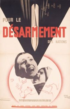 Jean Carlu, Campaign for Peace, 1932