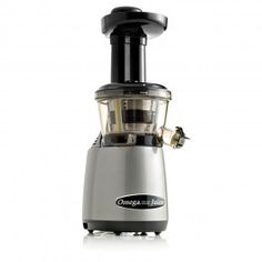 L'extracteur de jus Omega Vert, modèle VRT400HDS est un appareil tournant à basse vitesse, permettant de faire vos jus frais à partir de fruits, de légumes et de légumes verts à feuilles. Livraison gratuite sur www.jalinis.com