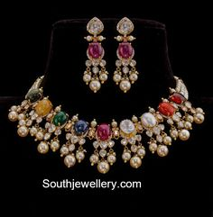 Fulfill a Wedding Tradition with Estate Bridal Jewelry Indian Wedding Jewelry, Indian Jewelry, Bridal Jewelry, Gold Jewelry, Jewellery Earrings, Gold Necklaces, Custom Jewelry, Gemstone Jewelry, Jewelry Rings