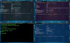 My Windows Terminal Color Schemes - Thomas Maurer