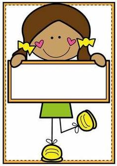 Classroom Labels Classroom Decor {Cute Kids} Fun, bright labels and signs make your classroom engaging and motivating for students! This file includes 8 different kids, each featured on three label sizes full page, two thirds of a page and one thirds of Classroom Labels, Classroom Signs, Classroom Decor Themes, Drawing For Kids, Art For Kids, Book Bins, Mouse Crafts, Easy Coloring Pages, School Frame