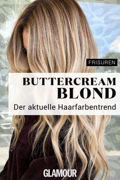 Cream Blonde Hair, Brown Blonde Hair, Brown Hair With Caramel Highlights, Caramel Hair, Cupcake Topping, Love Your Hair, Elastic Hair Ties, Best Beauty Tips, Tan Skin