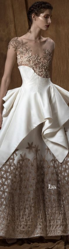 SAIID KOBEISY S/S 2016 COUTURE