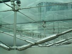 OAG the structural glass specialist. Roof Structure, Steel Structure, School Architecture, Interior Architecture, Glass Wall Design, Hotel Bedroom Design, Space Frame, Glass Facades, Glass Roof