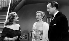 """Fasten your seat belts. It's going to be a bumpy night."" - Bette Davis in ""All About Eve"""