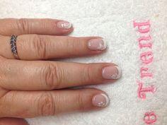 Bio Sculpture Gel with nail art