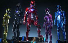 Disfruta del nuevo avance del próximo estreno de la película de los Power Rangers. Un nuevo trailer en el cual podemos ver un avance de la acción