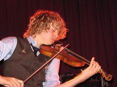 One of my fav. singers. Kalan Porter!! Awesome singer & violinist