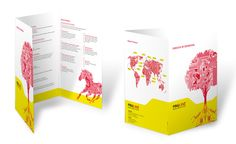 Fineline Brochure By OZ Strategic Branding & Design