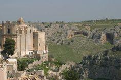 I Sassi di Matera,  patrimonio dell' Unesco...