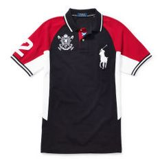 BlackWatch Polo Shirt - Polo Ralph Lauren Custom-Fit  - RalphLauren.com